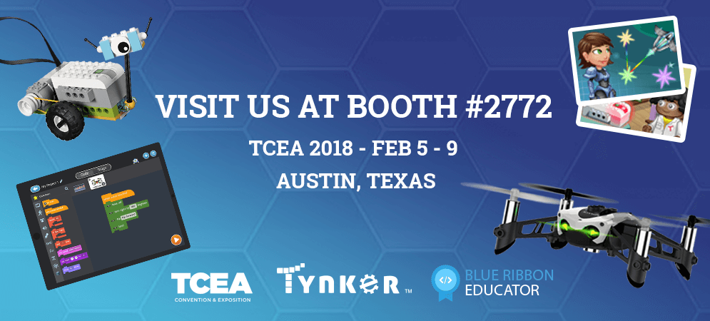 Win a Drone for Your Class at TCEA 2018!