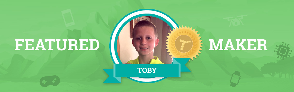 Creator Toby Explores the Tynker Community with His Friends!