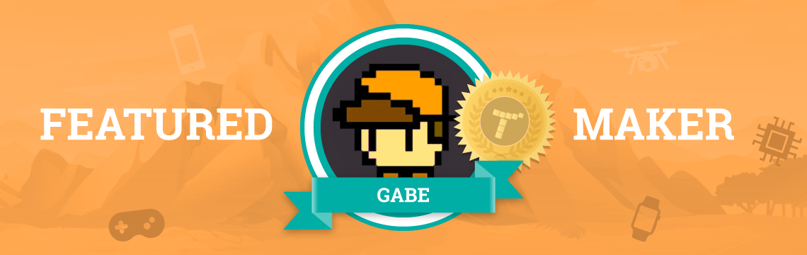 Gabe Thinks Coding is Fun – and a Good Skill!