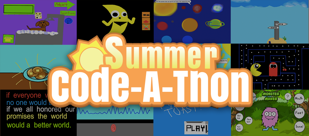 The Best of Tynker's Summer Code-A-Thon