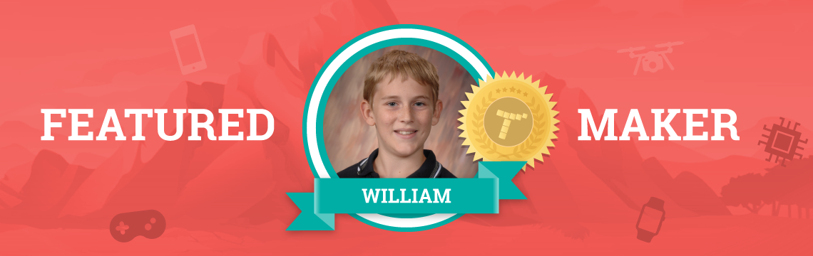 When William Codes, The Sky's The Limit!