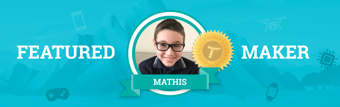 Mathis Thinks Coding is a Language Everyone Should Learn!