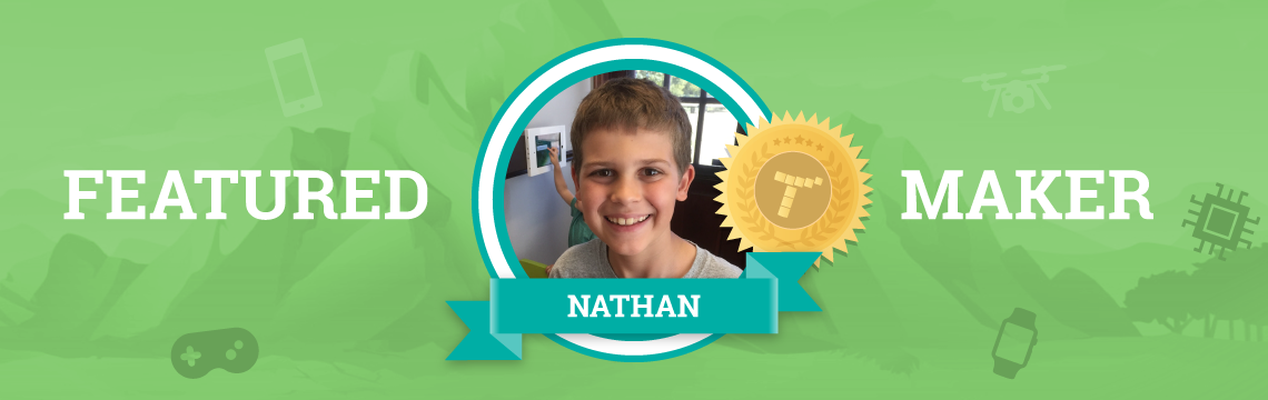 Nathan - Coding for Kids