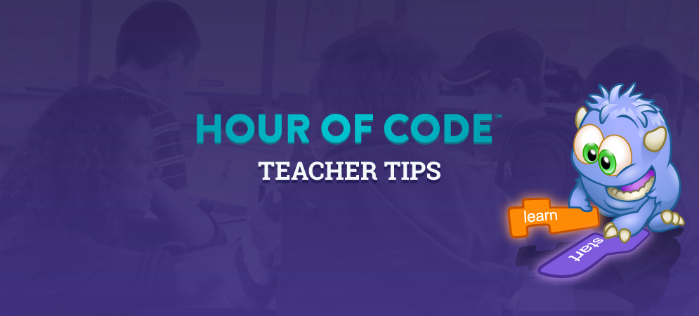 4 Tips for a Successful Hour of Code