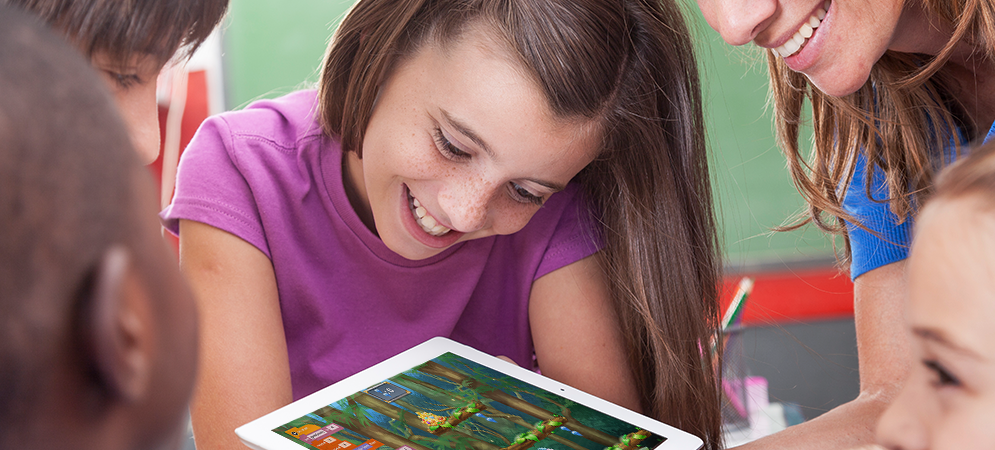 Tynker's School Curriculum is Now Available on iPad!