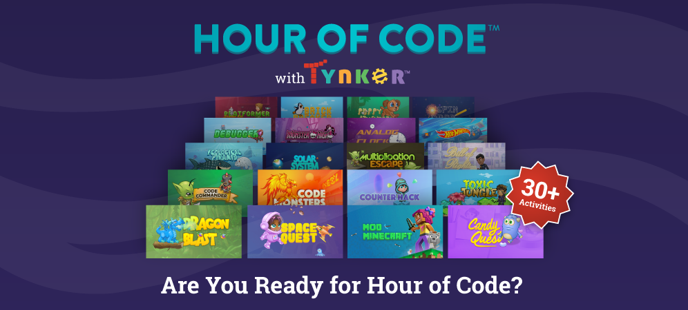 Are You Ready for Hour of Code? [Infographic]