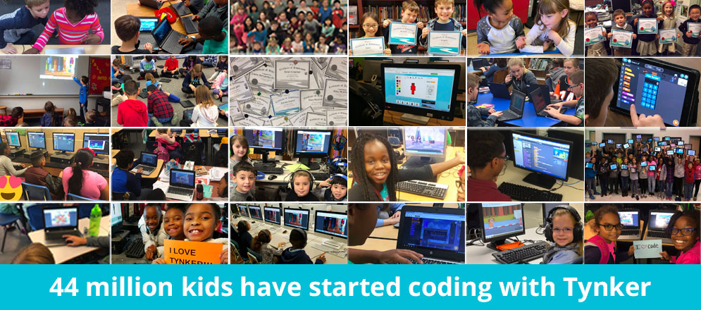 Thank you all for an amazing Hour of Code 2016!