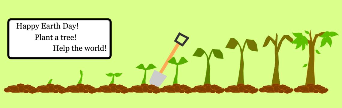 Make a Fun Mini-Game for Earth Day