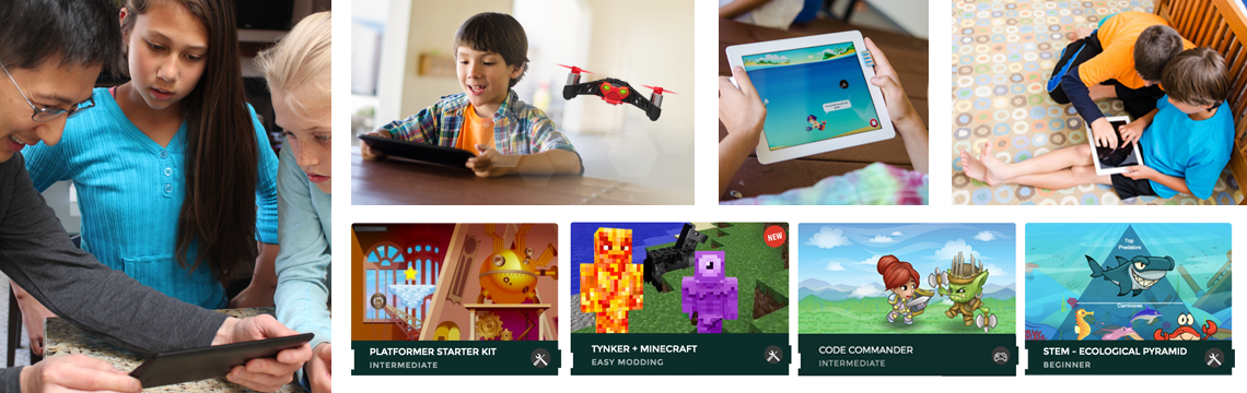 6 Fun Ways to Start Coding with Tynker this Summer