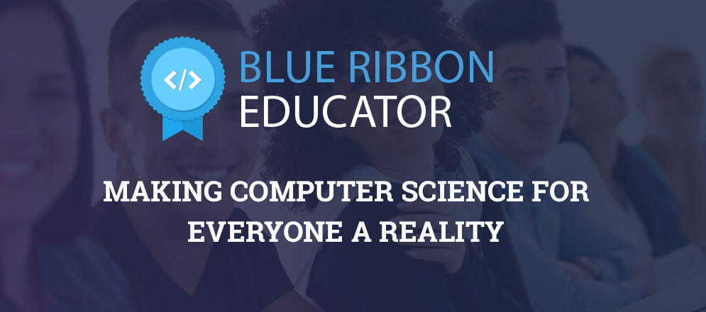 Tynker Blue Ribbon Educator Program Opening for Fall!