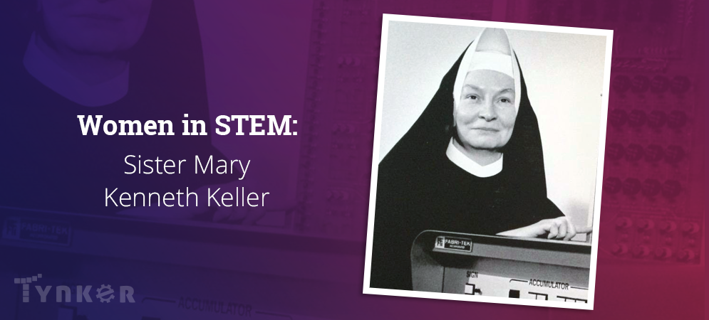 Sister Mary Kenneth Keller: The First Woman (and Nun!) to Earn a CS PhD