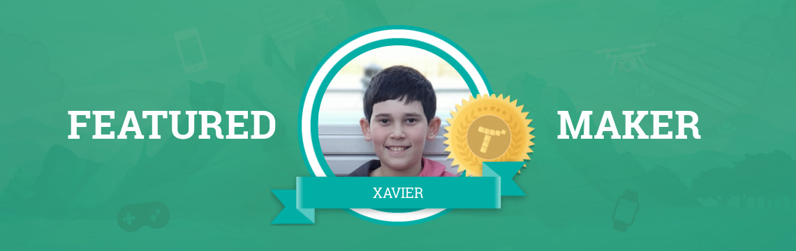Xavier's Excellence Shines Through His Code!