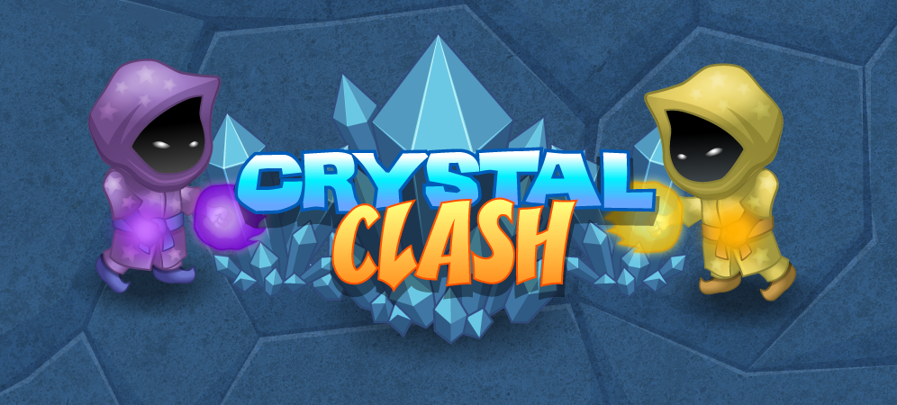 NEW: Battle with Friends in Crystal Clash!