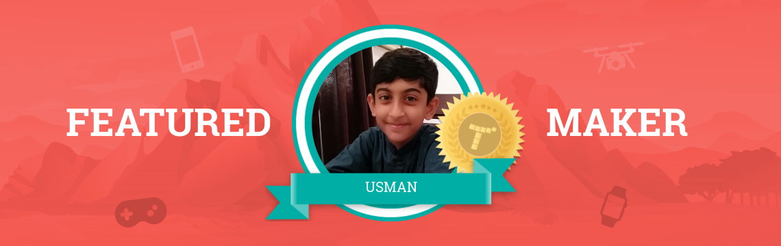 Future Engineer Usman is a Coding Pro!