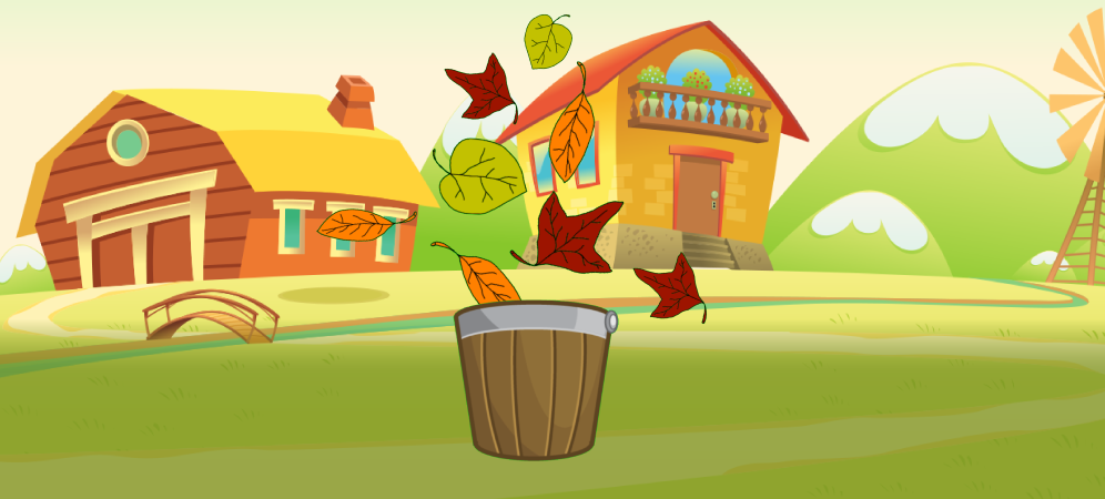 Code a Leaves-Catching Game to Celebrate Autumn!