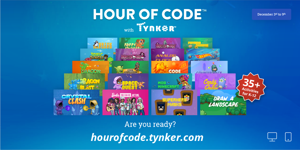 Are You Ready for Hour of Code?