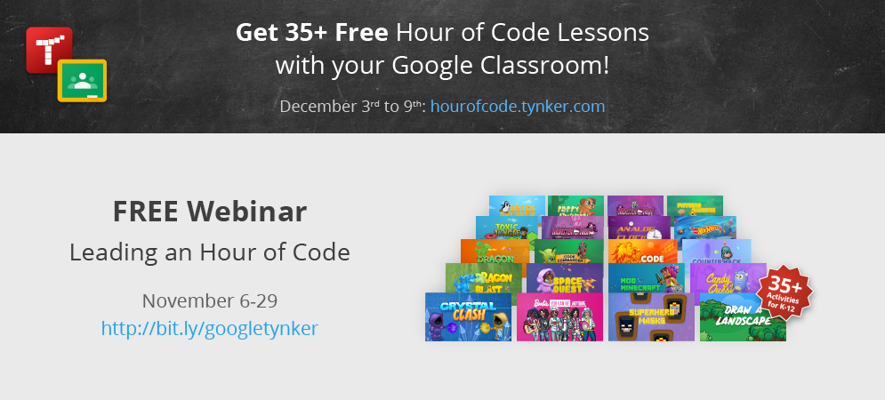 How to Lead an Hour of Code with Google Classroom