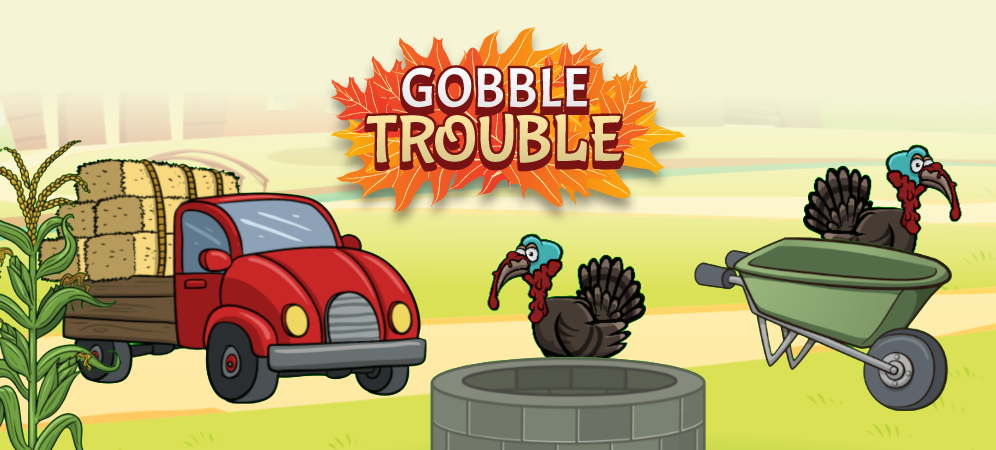 Code a Thanksgiving Turkey Game!