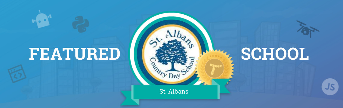 St. Albans Country Day School Empowers Students with Technology Skills!