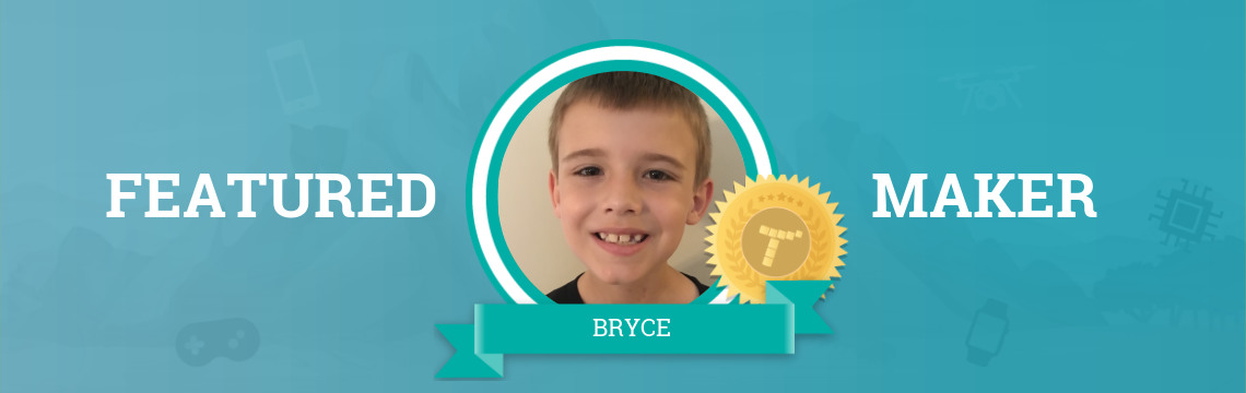Learning to Create Code with Bryce!