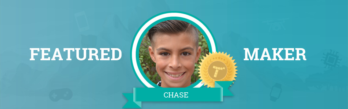 Chase's Building Blocks to Success!