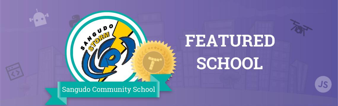Sangudo Community School Taps into Creativity with STEAM!