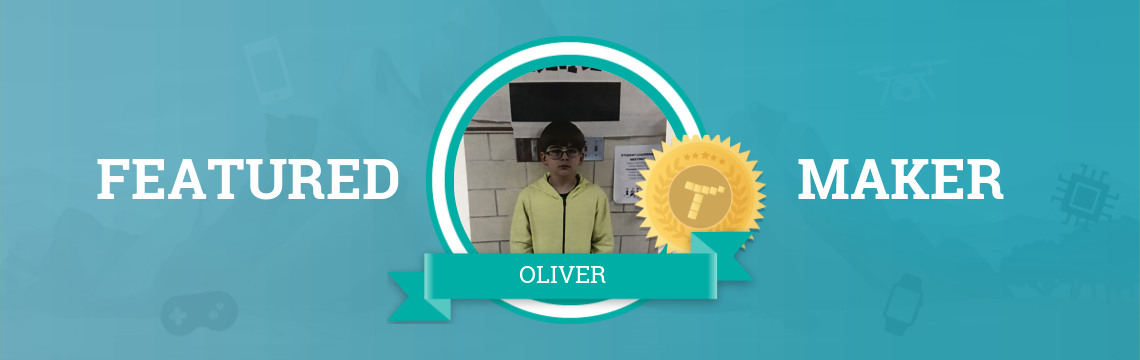 Boy Scout Oliver Codes with Honor