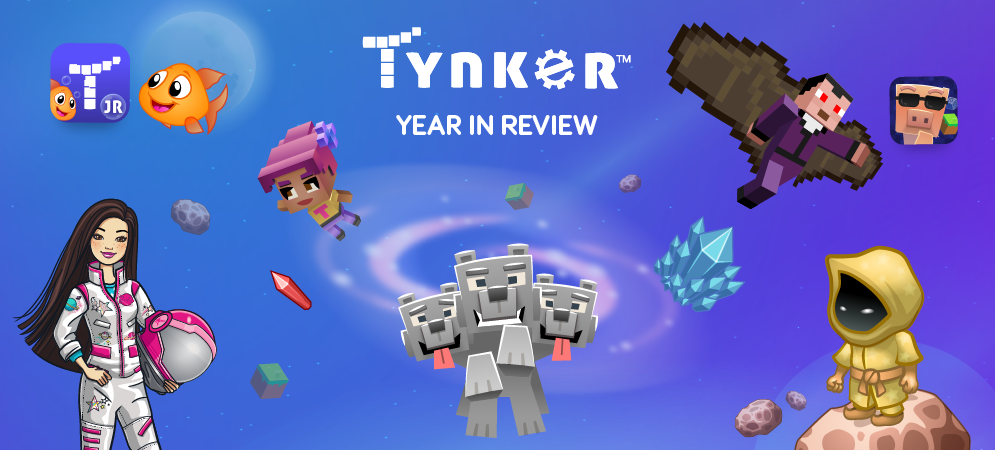 From the Tynker Team, With Love