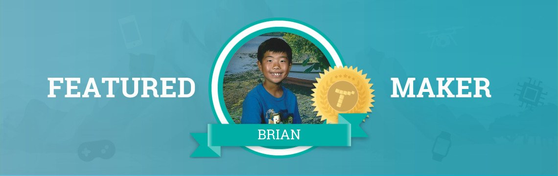 Brian Loves Coding and Basketball!