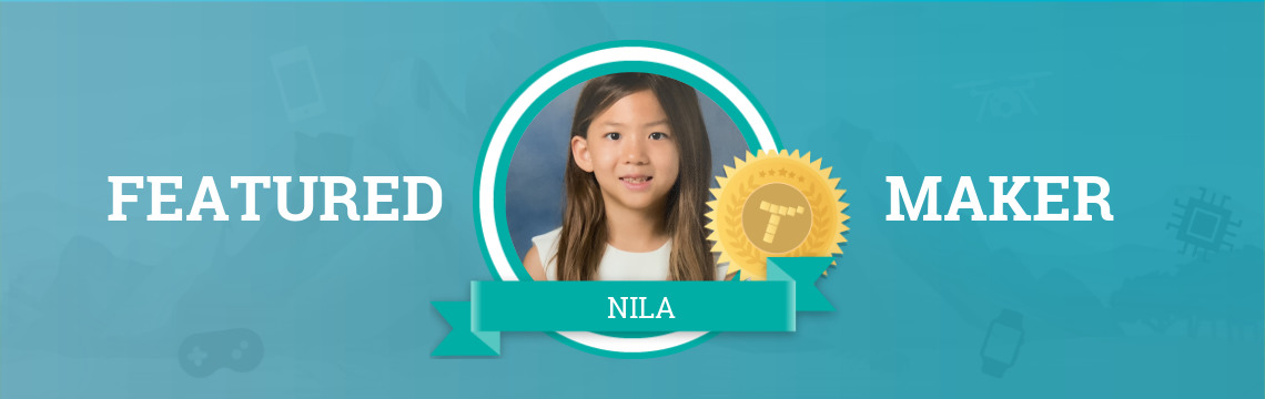 Nila Stands Out With Her Code!