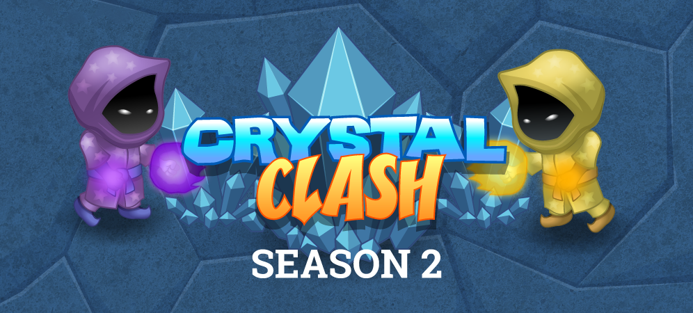 It's Not Fortnite, It's Crystal Clash!