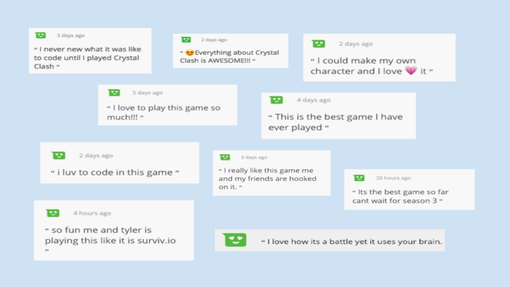It's Not Fortnite, It's Crystal Clash! | Tynker Blog