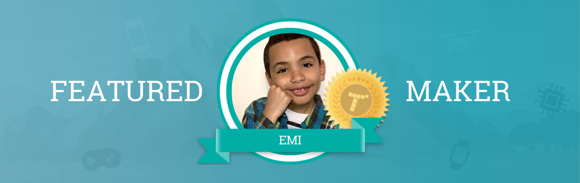 Emi Brings His Code to Life!