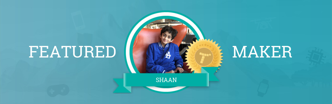 Shaan Prepares for the Future with Code!