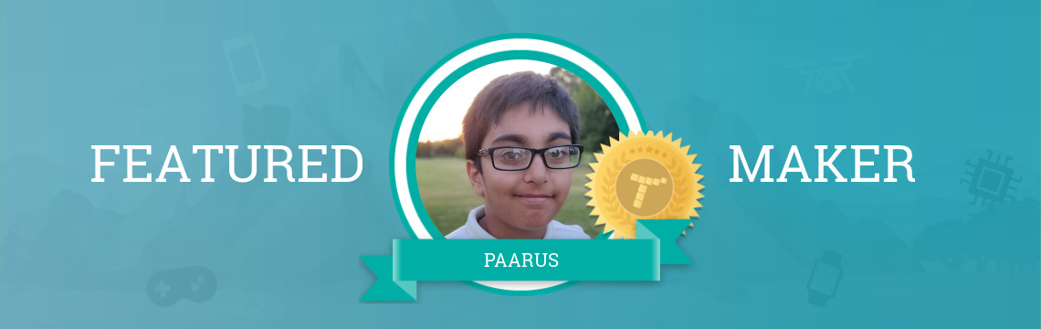 Paarus Enjoys Coding Challenges!