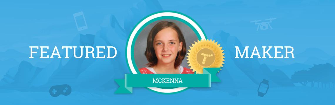 McKenna Prepares for Her Future!