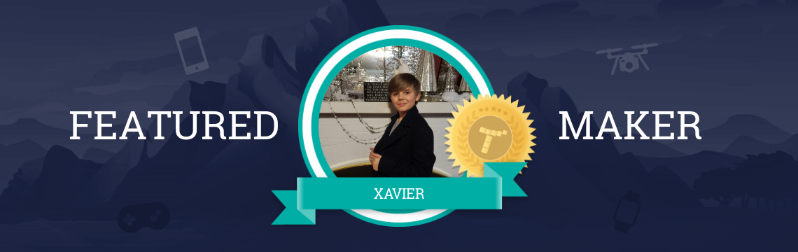 Xavier Explores Programming Languages!