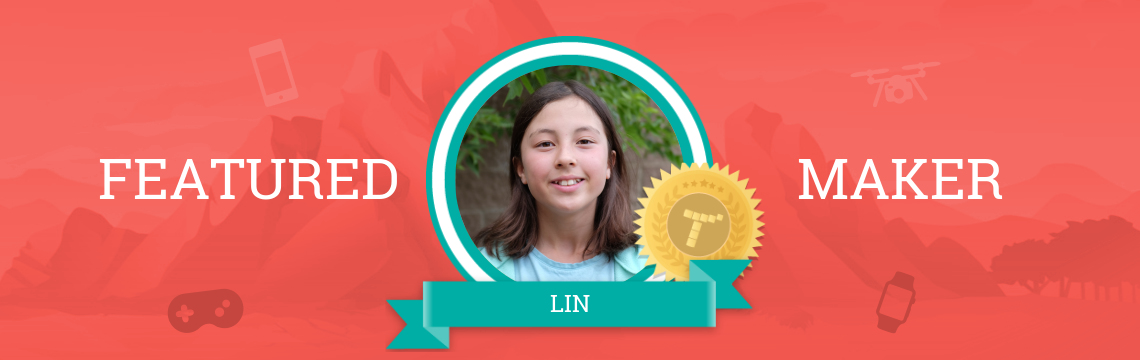Lin Loves to Collaborate with Code!