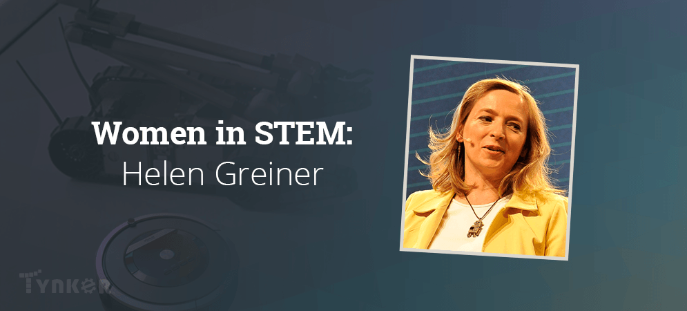 Helen Greiner: AI Expert and Co-Founder of iRobot