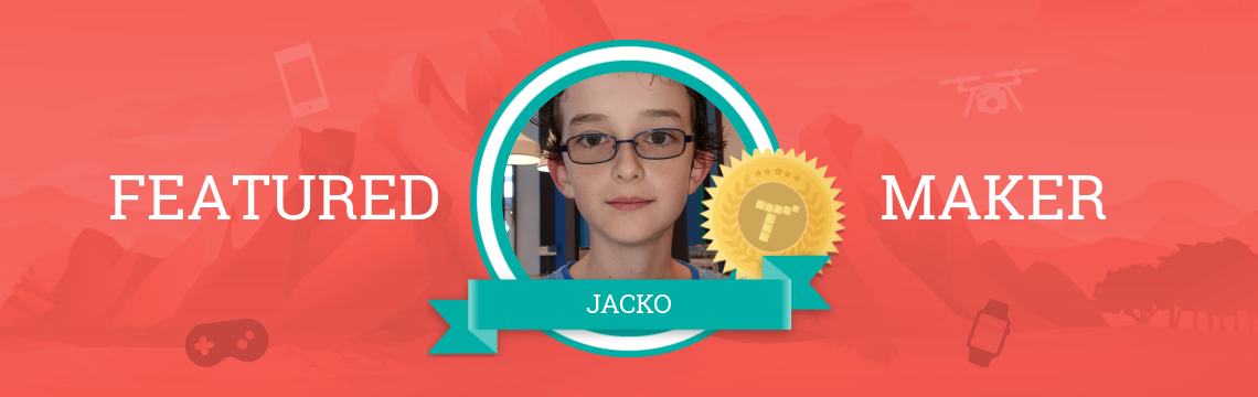 Jacko Develops Resilience with Code