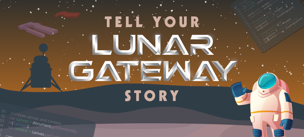 Moon 2 Mars Part II – The Lunar Gateway Coding Challenge
