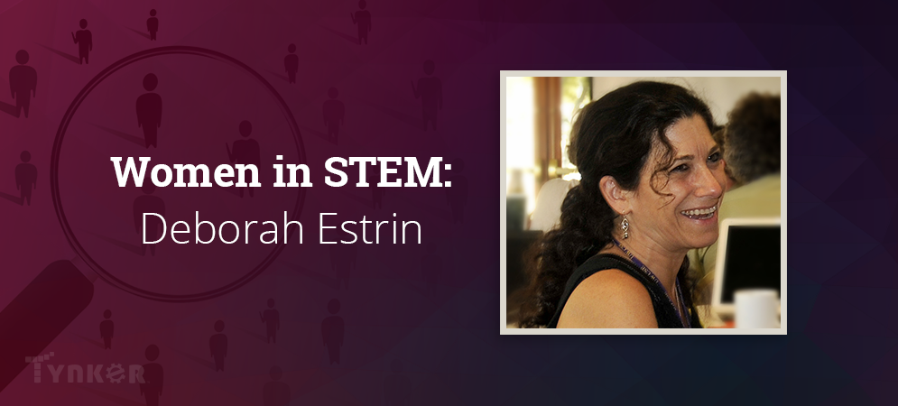 Deborah Estrin: Small Data Expert and Co-Founder of Open mHealth