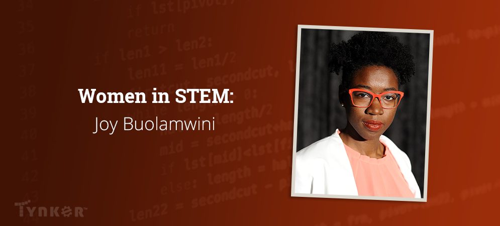 Women in STEM: Joy Buolamwini