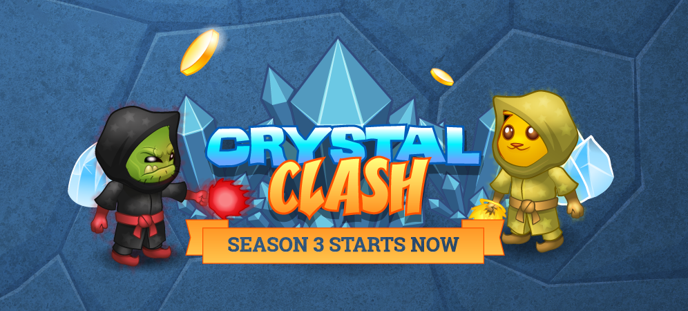 Crystal Clash: The Epic Battle Continues!