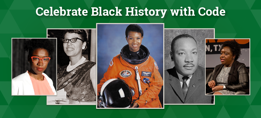 Celebrate Black History With Code! (updated 2021)