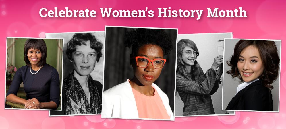 Tynker Celebrates Women's History Month