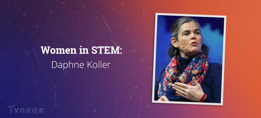 Women in STEM: Daphne Koller