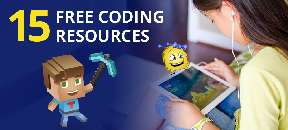 15 Free Coding Resources from Tynker