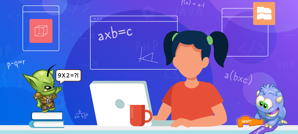 It All Adds Up—Coding Helps Kids In Math!