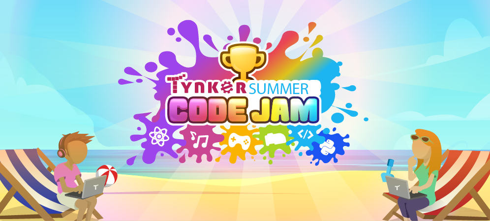 How to Win Tynker Summer Code Jam